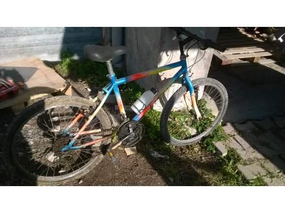"Mountain Bike 24"" 9 marce MTB"