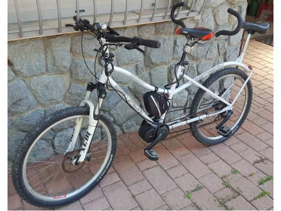 Mountain bike / tandem / e-bike