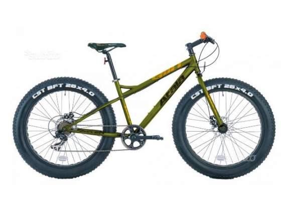 Mtb fat bike atala disk bull nuove