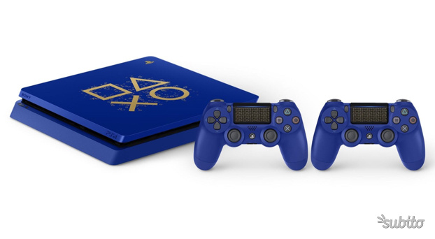 PS4 Slim limited edition