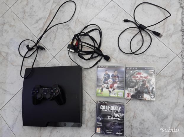 Playstation 3 da 320gb