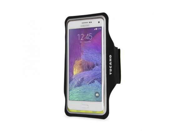 """Tucano fascia da braccio per smartphone fino a 5.5"""" colore"""