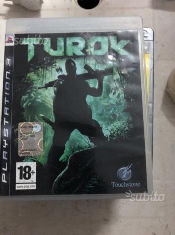 Turok Sony per Sony PS3