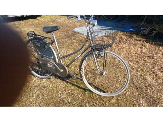 Vendo bici da donna leri col grigio scuro