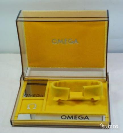 Box scatola Omega Speedmaster anni 70