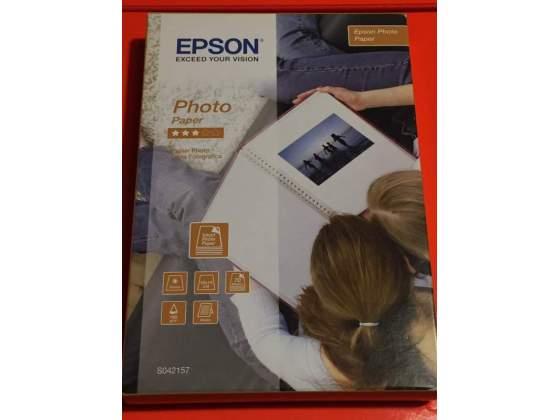 Carta Fotografica Epson 10x15
