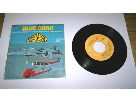 Disco 45 giri di blue noah + la spada di king arthur -