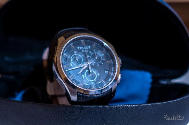Orologio Tissot Courtier Chronograph
