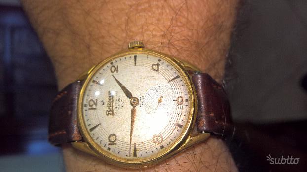 Orologio uomo anni 50 britscar