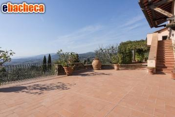 Villa Singola a Firenze
