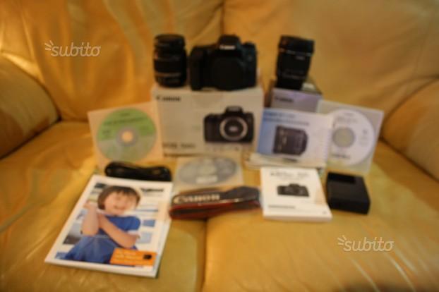 Canon Eos 760D / Obiettivi