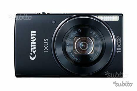 Canon IXUS 155 Fotocamera Compatta Digitale