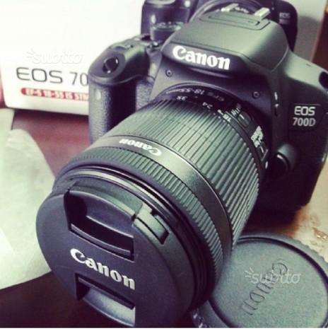 Canon Reflex Eos 700D