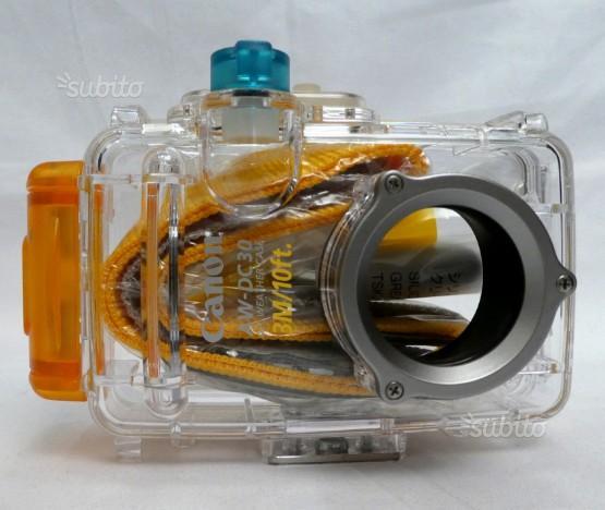 Canon custodia subacquea aw-dc30