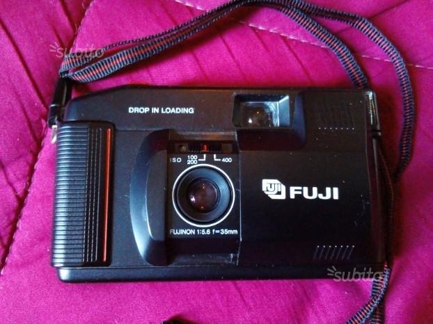 Due Macchine fotografiche vintage