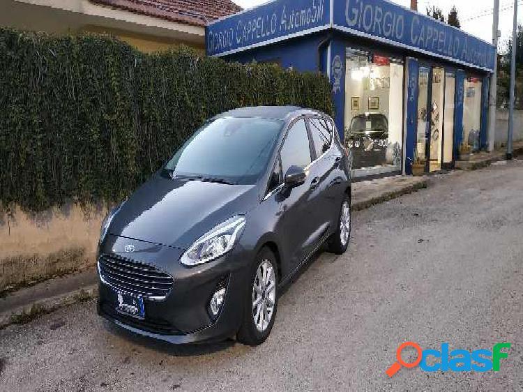 FORD Fiesta benzina in vendita a Ragusa (Ragusa)