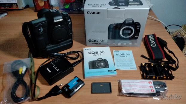 Fotocamera Canon Eos 5D Mark 2