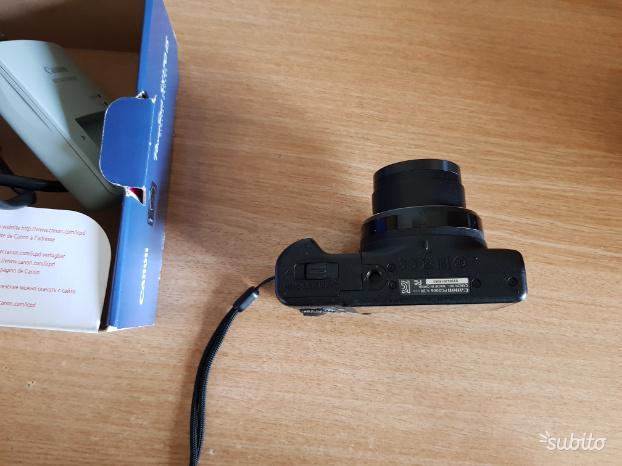 Fotocamera canon powershot sx170 is