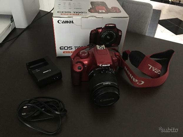 Fotocamera digitale Reflex Canon Eos D