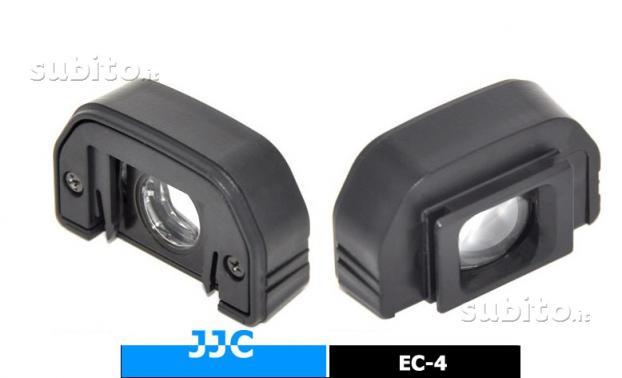 Jjc ec-4 estensione oculare ec 4 mirino canon eos