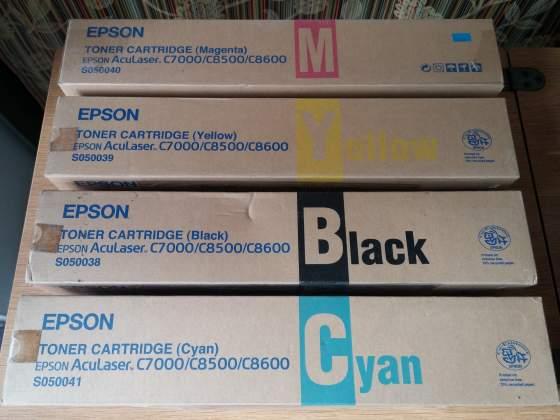 Kit 4 Toner EPSON C C C