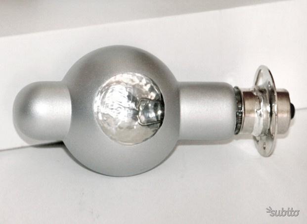 LAMPADINA per proiettore film 8 e super 8 - 8v 50w