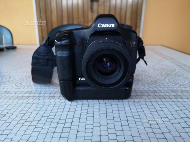 Macchina fotografica Canon reflex digitale