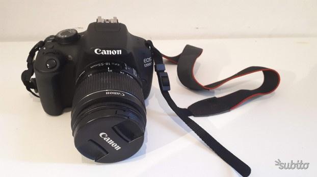 Macchinafotografica Canon EOS DEF-S IS II