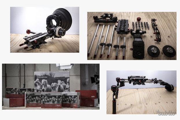 Manfrotto Sympla Kit Completo