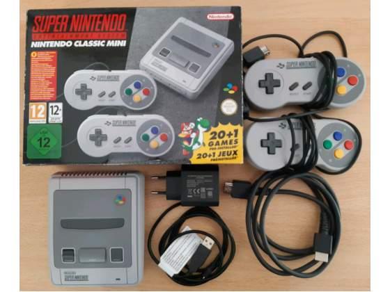 Nintendo Classic Mini SuperNintendo