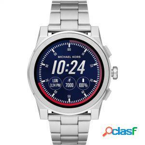 Orologio da polso uomo smartwatch michael kors mkt5025