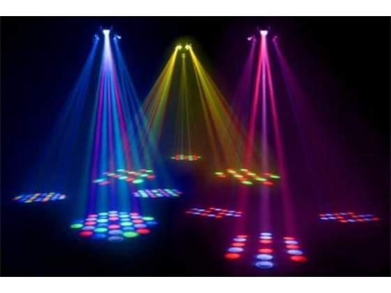 Affitto impianti audio e luci