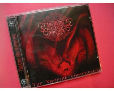 CD theatres des vampires dark THE VAMPIRE CHRONICLES album