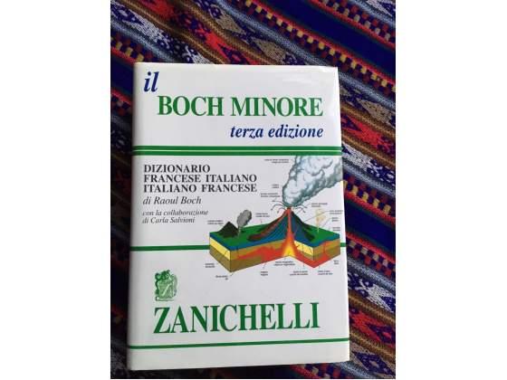 Dizionario Francese il boch minore
