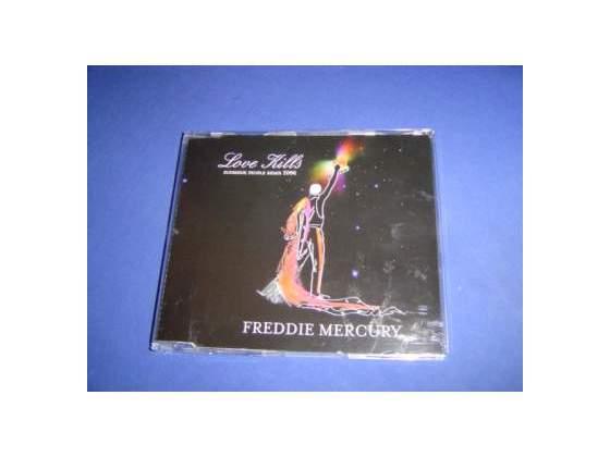 Freddie mercury - love kills - raro cd