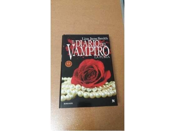 Il diario del vampiro di lisa jane smith (intera collezione)