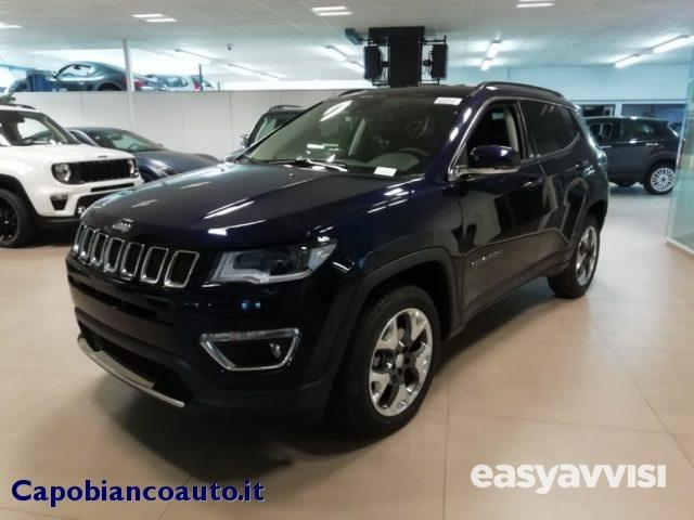 Jeep compass 2.0 multijet ii automatica 4wd limited km0