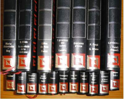 Libri collezione I Grandi Processi