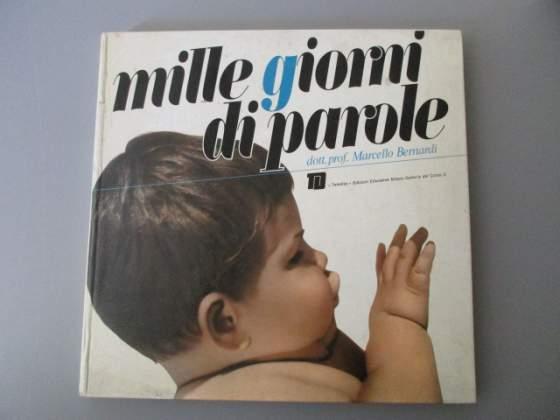 Libro Mille giorni di Parole  Vinili LP - Vintage