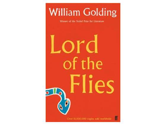 Lord of the Flies by William Golding, Libro in Inglese