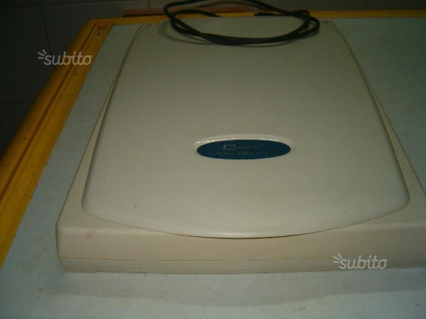 Scanner Mustek  UB Plus