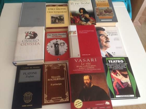 Stock Libri autori vari 7