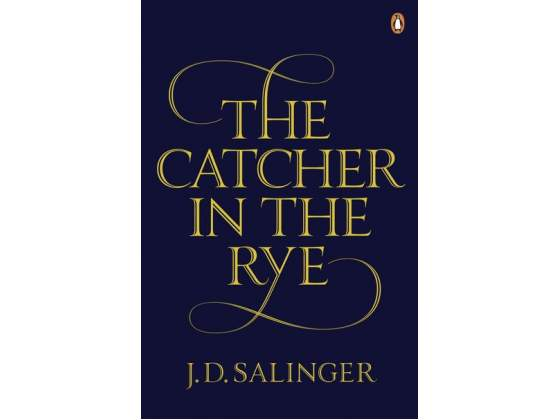 The Catcher in the Rye by J. D. Salinger, libro in inglese