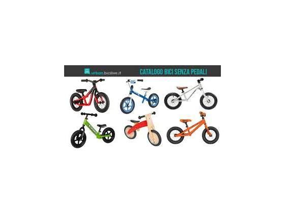 Bici biciclette e monopattino bimbi