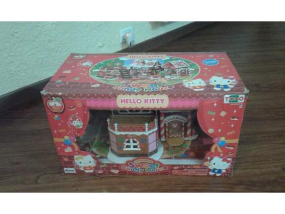 Casa di Hello Kitty Sweet candy house