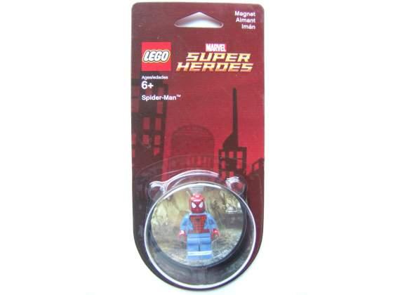 Lego marvel super heroes spider-man calamita  nuovo