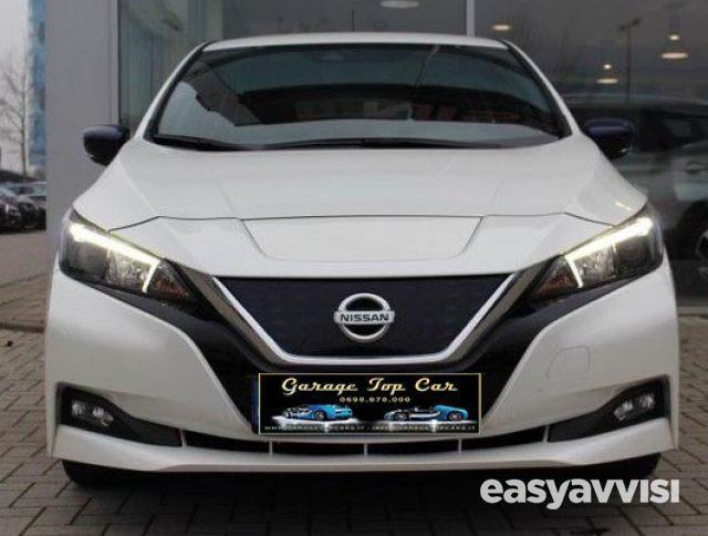 Nissan leaf new electric 40kwh acenta elettrica, citta