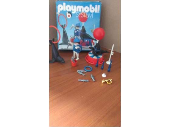 Playmobil circo vintage n. ) con scatola