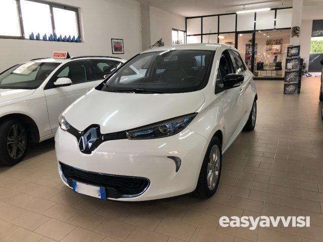 Renault zoe intens 210 elettrica, provincia di brescia