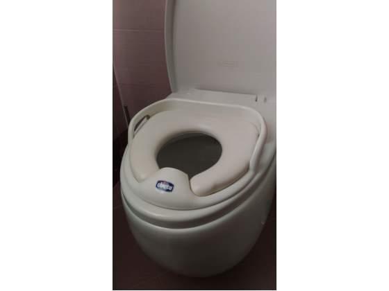 Riduttore vaso WC per bambini della CHICCO